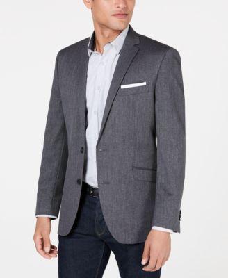 Kenneth Cole REACTION Slim Fit Mens Blazer