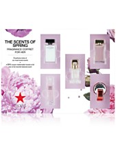 Macys 5 Pc The Scents Of Spring Fragrance Gift Set For Her Created