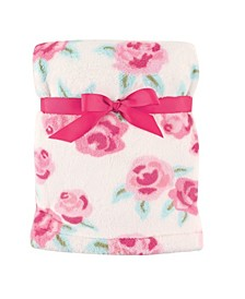 Girl Super Plush Blanket, One Size