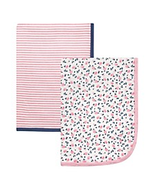Swaddle Blanket, 2-Pack, One Size
