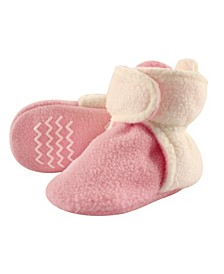 Toddler Boys and Girls Cozy Fleece Booties