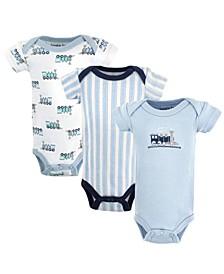 Preemie Bodysuits 3-Pack, Premie