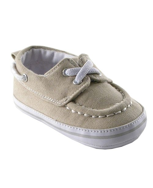 Baby Vision Luvable Friends Slip-on Shoe for Baby, 0-18 Months