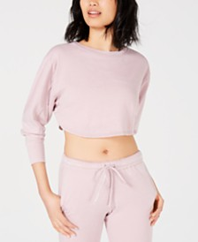 Free People Movement Zuma Cropped Sweatshirt
