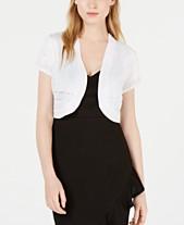 f4a6eb72f9583e white shrug - Shop for and Buy white shrug Online - Macy's