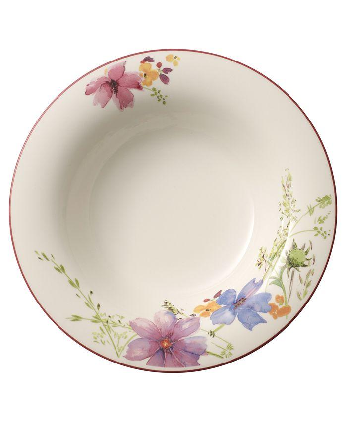 Villeroy & Boch - Mariefleur Rim Soup Bowl