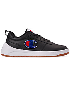 Champion Boys' BB Court Classic Athletic Sneakers from Finish Line