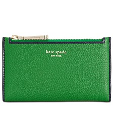 kate spade new york Sam Bifold Leather Wallet