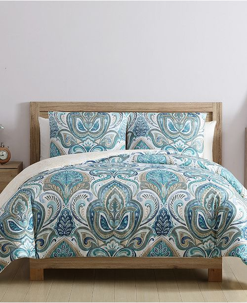 VCNY Home Eloise 4 Piece Twin Quilt Set