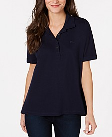 Relaxed-Fit Polo
