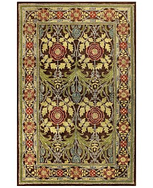 "BB Rugs Dijay DJY-102 Chocolate 5'6"" x 8'6"" Area Rug"