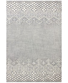 BB Rugs Nico NIC-150 Gray Area Rug