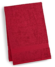 Tommy Hilfiger All American II Cotton Bath Towel, Created for Macy's