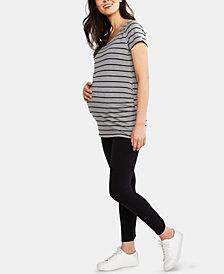 Motherhood Maternity Jersey Leggings