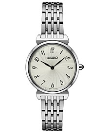 Women's Essential Stainless Steel Bracelet Watch 29.6mm