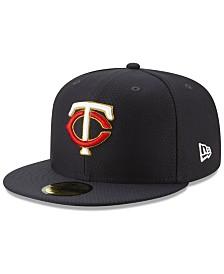 New Era Minnesota Twins Batting Practice 59FIFTY-FITTED Cap