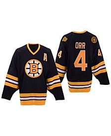 Men's Bobby Orr Boston Bruins Heroes of Hockey Classic Jersey