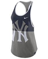5ea66cfbbb47d Nike Women s New York Yankees Tri Racer Tank Top