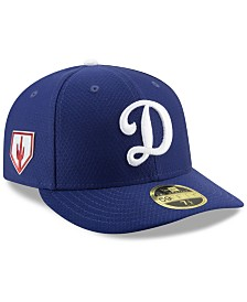 New Era Los Angeles Dodgers Spring Training 59FIFTY-FITTED Low Profile Cap dacbed62e08d
