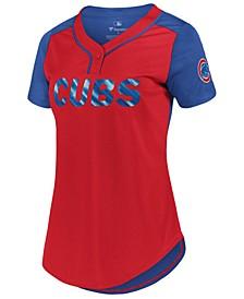 Women's Chicago Cubs League Diva T-Shirt