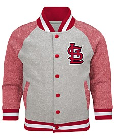 Outerstuff Toddlers St. Louis Cardinals Game Pride Bomber Jacket
