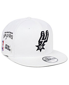 New Era San Antonio Spurs Night Sky 9FIFTY Snapback Cap