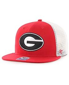 Georgia Bulldogs Gambino Mesh Snapback Cap