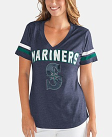 Women's Seattle Mariners Rounding the Bases T-Shirt