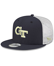 New Era Georgia-Tech TC Meshback Snapback Cap