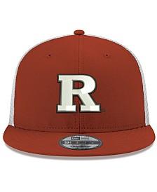 New Era Rutgers Scarlet Knights TC Meshback Snapback Cap