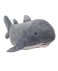 Pillow Pets Discovery Channel Shark Stuffed Animal Plush Toy