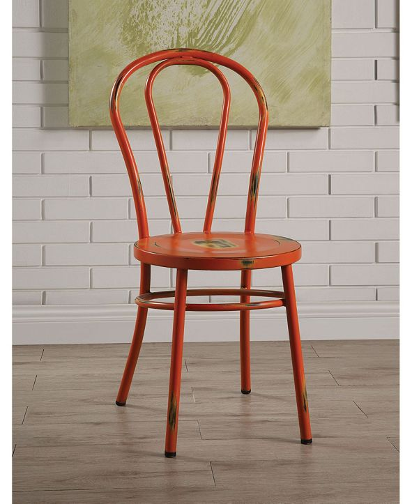 Acme Furniture Jakia Side Dining Chair, Set of 2