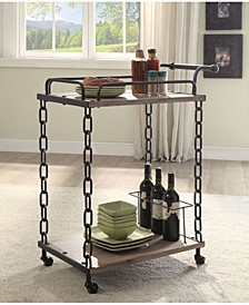 Jodie Serving Cart