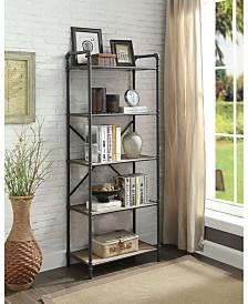 Itzel Bookshelf with 5-Shelves