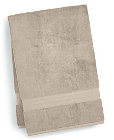 """Hotel Collection Finest Elegance 30"""" x 56"""" Bath Towel, Created for Macy's"""