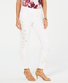 Style & Co Petite Darling Daisy Boyfriend Jeans, Created for Macy's