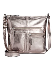 I.N.C. Riverton Small Messenger Crossbody, Created for Macy's