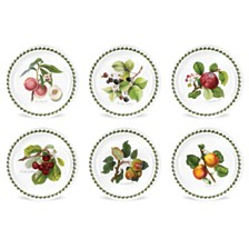 Portmeirion Pomona Dinner Plate Assorted Set/6