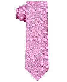 Lauren Ralph Lauren Big Boys Pink Natte Silk Tie