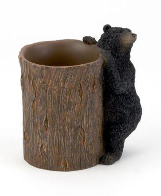 Black Bear Lodge Tumbler
