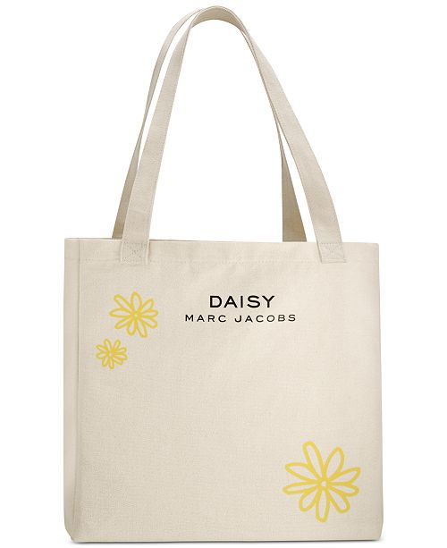 711903fa2a74 Marc Jacobs Receive a Complimentary Tote with any large spray purchase from  the MARC JACOBS Daisy