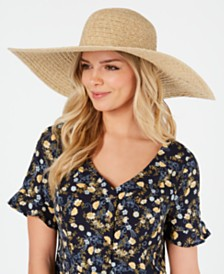 Nine West Packable Super Floppy Hat