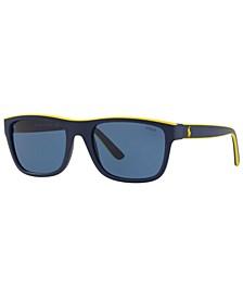 Sunglasses, PH4145 56