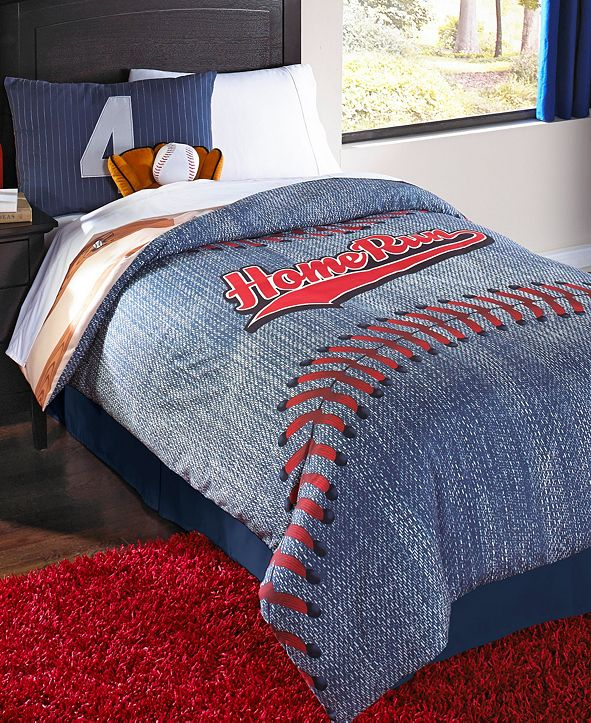 Riverbrook Home Grand Slam 6 Pc Full Comforter Set