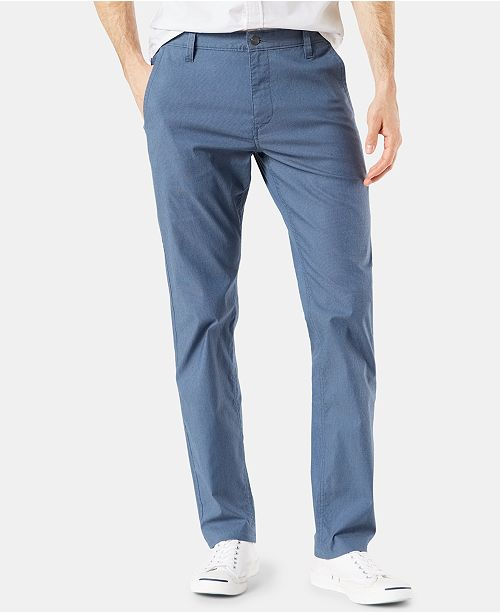 77805953e9c2 Dockers Men s Alpha DuraFlex Lite Slim-Fit Stretch Twill Pants ...