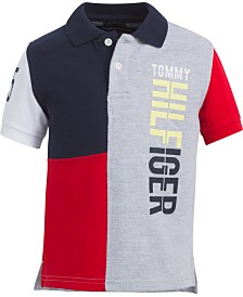 Tommy Hilfiger Baby Boys Colorblocked Polo Shirt