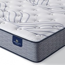 "Serta Perfect Sleeper Kleinmon II 11"" Plush Mattress - Queen"