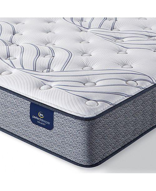 "Serta Perfect Sleeper Kleinmon II 11"" Plush Mattress - Full"