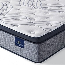 "Perfect Sleeper Kleinmon II 13.75"" Plush Pillow Top Mattress Collection"