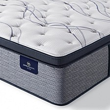 "Perfect Sleeper Trelleburg II 14.75"" Firm Pillow Top Mattress - Twin"